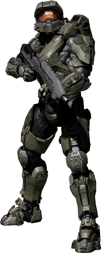 From Wikipedia: http://en.wikipedia.org/wiki/File:Master_Chief_in_Halo_4.png